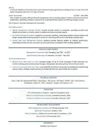 Graduate Certificate In Accounting Online Lovely Resume Samples For