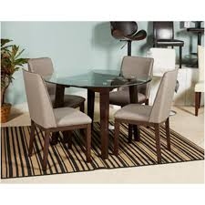 d387 15 ashley furniture chanceen dining room dining table