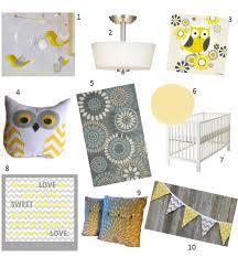baby nursery yellow grey gender neutral. Nursery Inspiration - Sweet Little Nest Yellow And Grey, Gender Neutral, Owls, Ikea Baby Grey Neutral