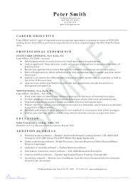 Loan Officer Resume Example Business Resume Example Raj In 2019