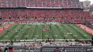 Ohio Stadium Concert Seating Chart Photos At Ohio Stadium