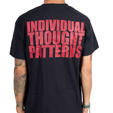 Death Individual Thought Patterns Fascinating Death Individual Thought Patterns TShirt IndieMerchstore