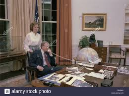 jimmy carter oval office. Jimmy Carter And Rosalynn In The Oval Office When Panama Canal Treaty Was Ratified M