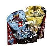 MY KINGDOM - Đồ Chơi Xếp Hình LEGO Ninjago Con Quay Lốc Xoáy Nước Và Lốc  Xoáy Tối Thượng 70663