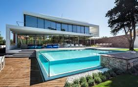 Glass Walled Swimming Pools 10 Amazing Designs Modern House Designs