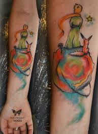 Colour Shari Freedom Tattoo
