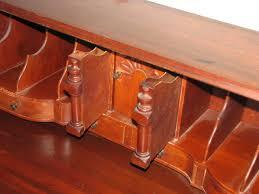 drawers in secretary desk