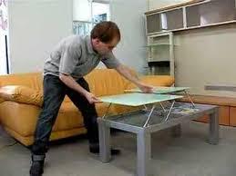 Valencia Adjustable Height Coffee Table
