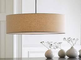 beautiful white drum pendant light 9000 lighting modern