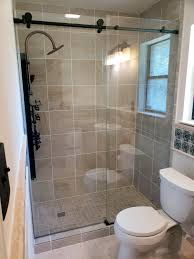 transcend sliding shower door