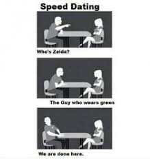 what to say speed dating