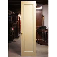 single closet doors. Fine Doors American Georgian Style Painted PinePoplar Single Closet Door Throughout Doors S