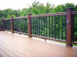 deck accent lighting. Timbertech Lighting Deck Composite With Radiance Railing And Accent  Lights