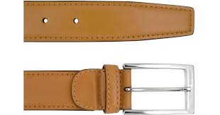 a testoni mens light brown deluxe calf leather belt in brown for men lyst