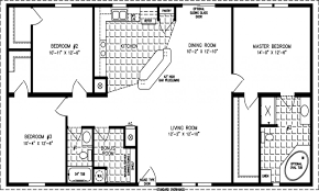 1400 square feet ranch house plans 2 bedroom with foot open great home 8