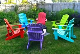 plastic adirondack chairs. Adirondack Chair Colors Colored Chairs Bright  Plastic Stain