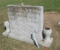 Addie Blanchard Sims (1919-1991) - Find A Grave Memorial