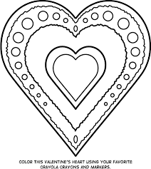 Valentine S Day Free Coloring Pages