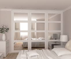 image mirrored closet. Bedroom:Sliding Closet Doors For Bedrooms Awesome Mirrored Wardrobe Zenpuristmoderninteriors Bypass Lowes Diy Sliding Image