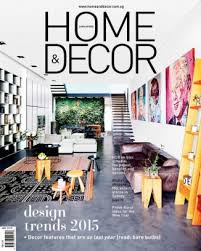 Small Picture Home amp Decor Singapore Magazine January 2015 issue Get your