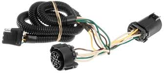 curt t connector vehicle wiring harness for factory tow package next