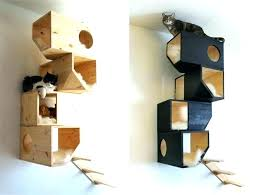 cool cat tree furniture. Modern Cat Furniture Tree With Book Shelves . Cool G