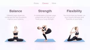 yoga poses and cles for apple tv