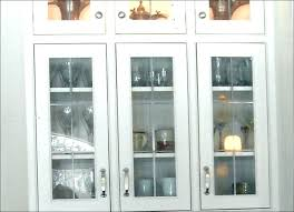 glass cabinet doors display frosted kitchen cabinets upper home depot