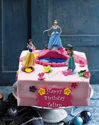 Buy Online Disney Princess Birthday Cake For Girls From Guntur Send