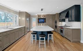 North Shore Kitchen Remodels Before After Benvenuti And Stein