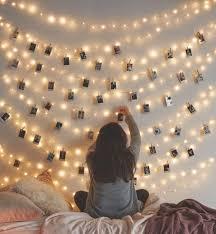 diy room lighting. DIY Photo Montage | String Lights Room Decor Diy Lighting D