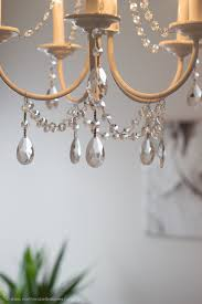 great how to make a crystal chandelier d i y easy tutorial you can your own thi site