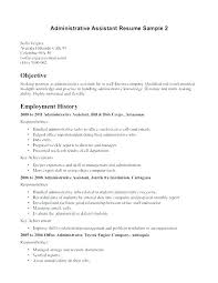 Objective For Internship Resume Internship Resume Objective Samples