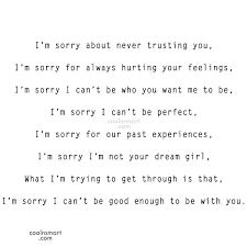 sorry e i m sorry about never trusting you