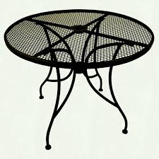 allen and roth patio furniture expensive metal mesh coffee table of luxurious