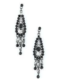 black chandelier earrings black crystal rhinestone chandelier earrings black chandelier earrings australia