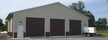 metal building fire station