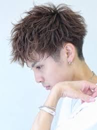 刈り上げがキマるネープレスtrdメンズ髪型 Lipps 吉祥寺mens