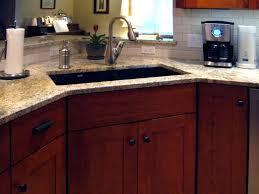 sinks farm sink kitchen cabinets cabinet hardware dark corner