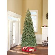 Holiday Time Artificial Christmas Trees Pre-Lit 7.5' Flocked Artificial Tree,  Clear Lights - Walmart.com