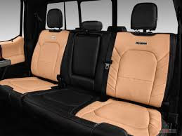 2017 ford f 150 rear seat