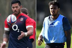 tuilagi left and solomona returned to the team hotel worse for wear in the early hours image getty images