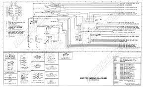 1973 1979 ford truck wiring diagrams schematics fordification net page 01
