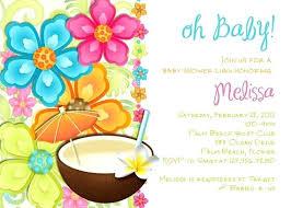 Hawaiian Luau Birthday Party Invitations Luau Birthday Party