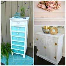 painted cottage furnitureBeginner Friendly Painted Furniture Makeover Ideas and Tips  Fox