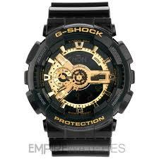 new casio g shock mens black gold sports watch ga 110gb 1aer new casio g shock mens black gold sports watch ga 110gb 1aer rrp £130
