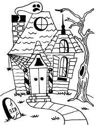 Small Picture Printable Halloween Coloring Page Coloring Pages Kids