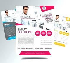 Advertising Flyers Samples Flyer Advertisement Template Copyofthebeauty Info