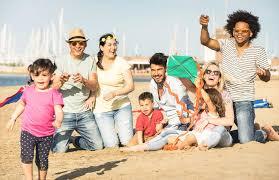 Resultado de imagen para familias felices