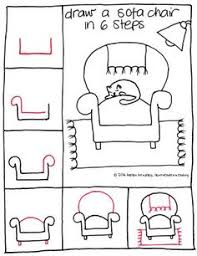 couch drawing step by step. couch draw step by drawing i